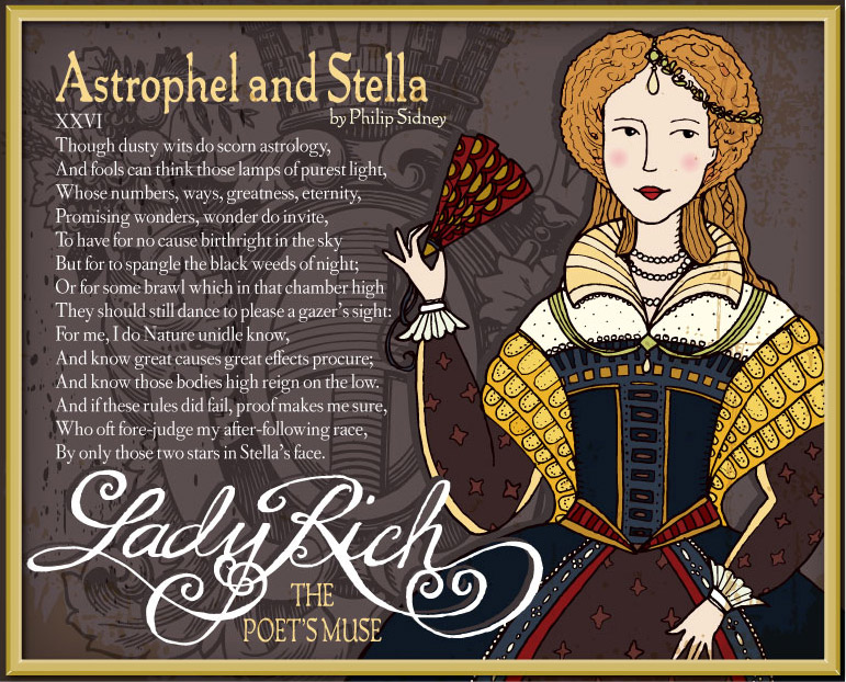 astrophel and stella sonnet