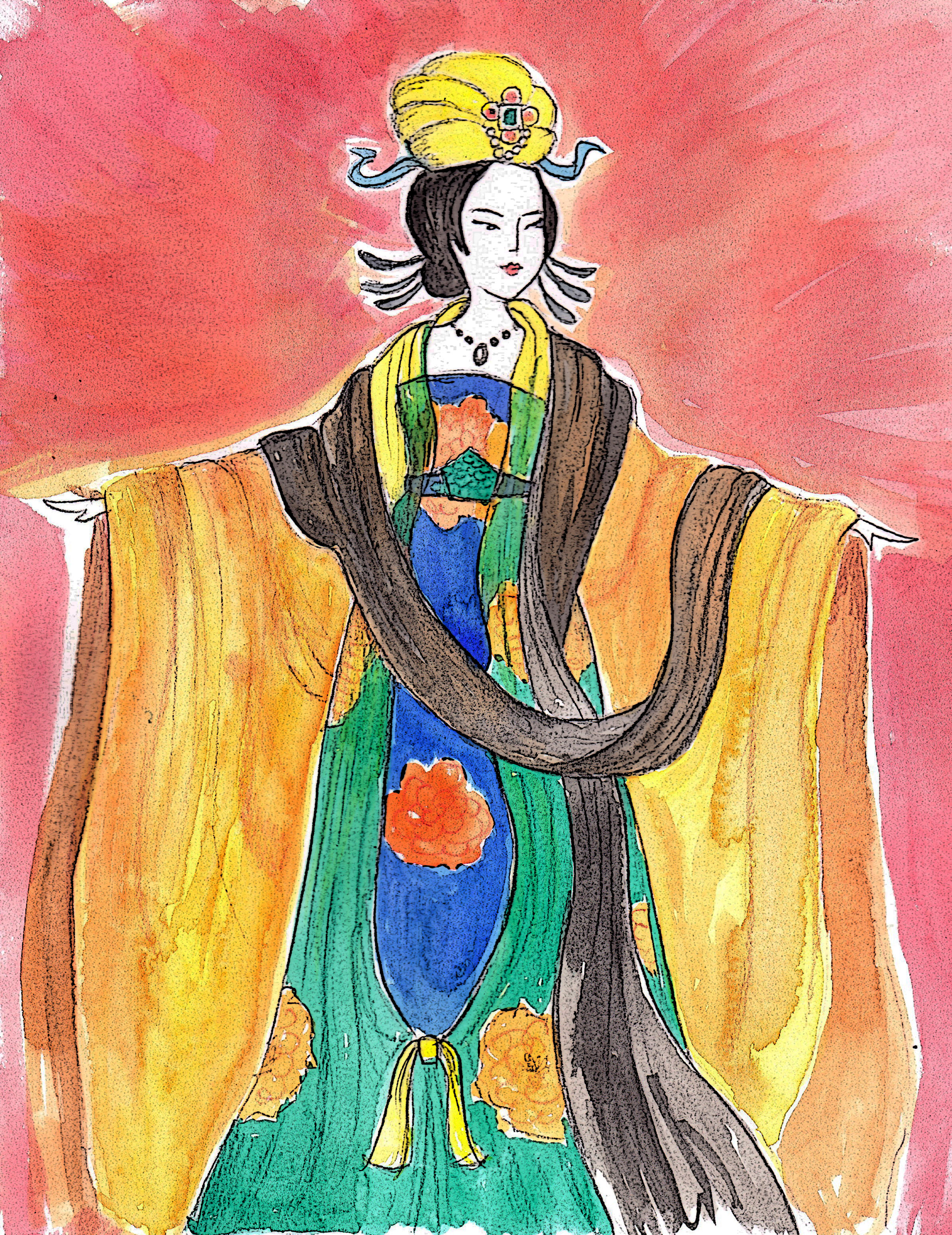 Chinese Empress History Witch