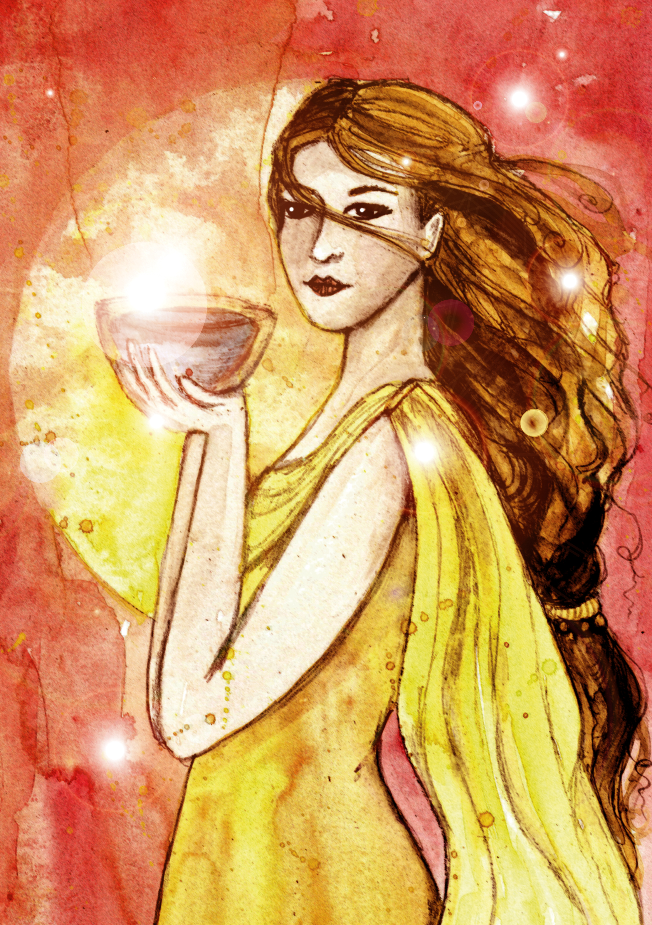 Circe History Witch